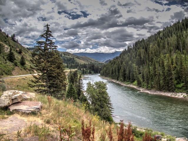 20160710 Snake River