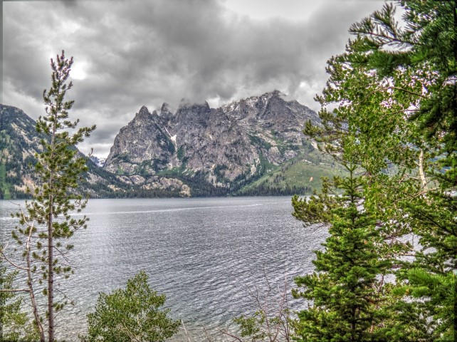 20160711 Jenny Lake Cathedral Group