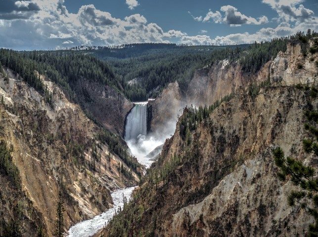 20160716 Grand Canyon of Yellowstone